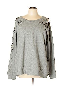 Deletta Sweatshirt Size XL