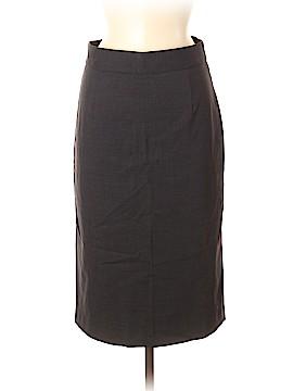 Barneys New York Wool Skirt Size 38 (EU)
