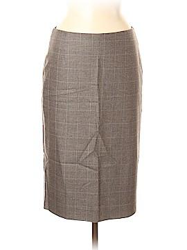 Barneys New York Wool Skirt Size 40 (EU)