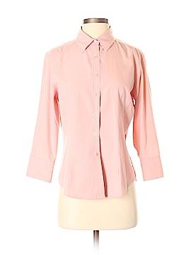 Express 3/4 Sleeve Button-Down Shirt Size 7 - 8