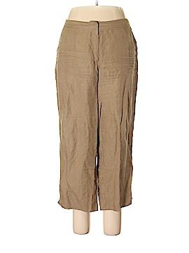 J.jill Linen Pants Size 16
