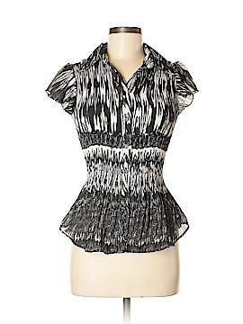 Serenade Short Sleeve Blouse Size M