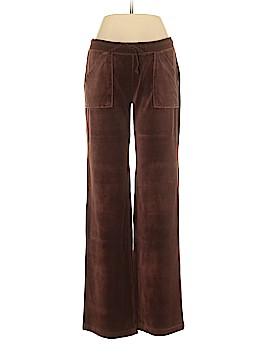 Haute Monde Velour Pants Size M