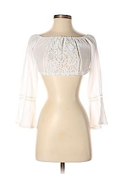 Charms Fashion Long Sleeve Blouse Size M