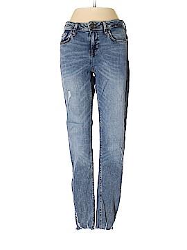 Zara Basic Jeans Size 8