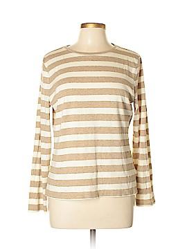 Talbots Long Sleeve T-Shirt Size L (Petite)