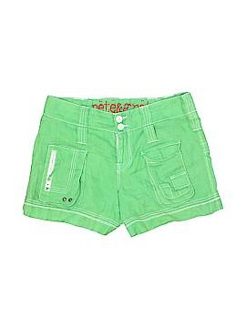 Pete & Greta Cargo Shorts Size 4