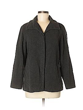 Rafaella Wool Coat Size 8