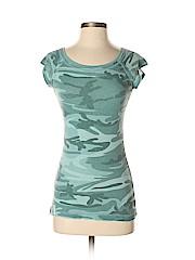 Eyeshadow Women Short Sleeve T-Shirt Size M