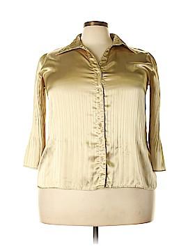 Serenade 3/4 Sleeve Blouse Size XL