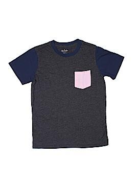 Blue Crown Short Sleeve T-Shirt Size M (Kids)