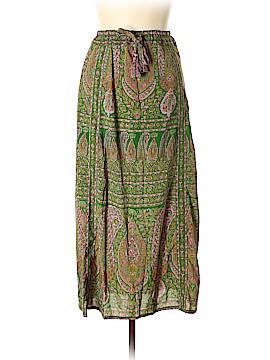 Calypso St. Barth Silk Skirt Size XS