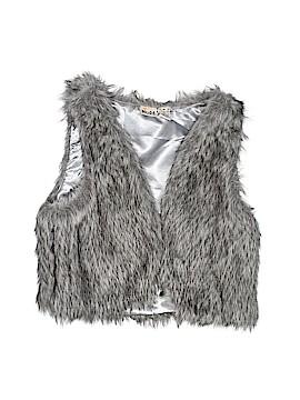 Mudd Faux Fur Vest Size X-Large (Youth)