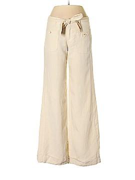 Banana Republic Linen Pants Size 6