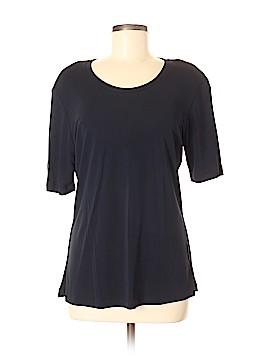 Rena Rowan Short Sleeve Blouse Size M