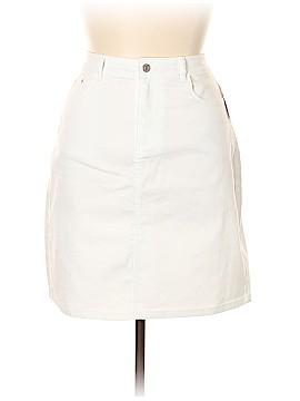 Jaclyn Smith Denim Skirt Size 16