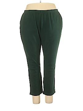 Lands' End Casual Pants Size 2X (Plus)