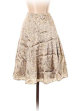 Tahari Silk Skirt Size 0