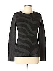 Autumn Cashmere Women Cashmere Pullover Sweater Size S