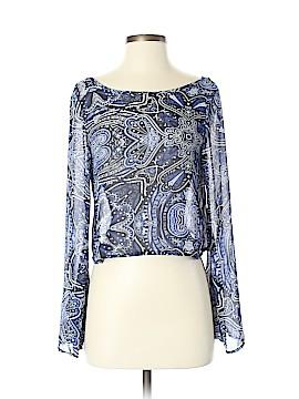 Madison Long Sleeve Blouse Size S