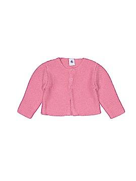 Petit Bateau Wool Cardigan Size 12 mo