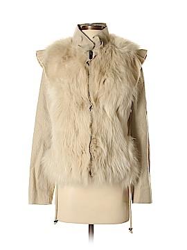 Hanii Y Faux Fur Jacket Size 40 (IT)
