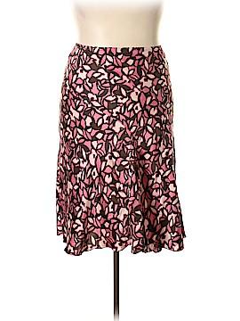 Lane Bryant Silk Skirt Size 18 (Plus)