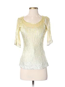 Komarov 3/4 Sleeve Blouse Size S
