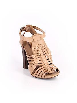 Merona Heels Size 8