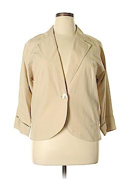 Spiegel Silk Blazer Size 12