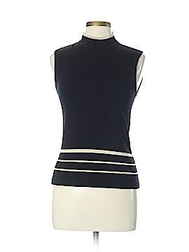 Tahari Silk Pullover Sweater Size 12