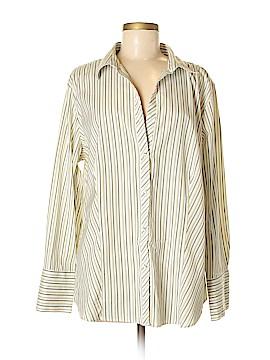 Talbots Long Sleeve Button-Down Shirt Size 7