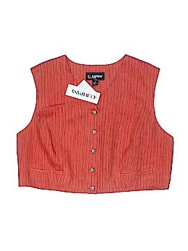 Company Ellen Tracy Vest Size 18 (Plus)