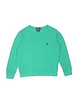 Polo by Ralph Lauren Long Sleeve T-Shirt Size 8