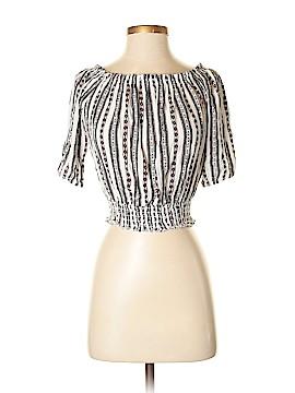 Elan Short Sleeve Top Size M