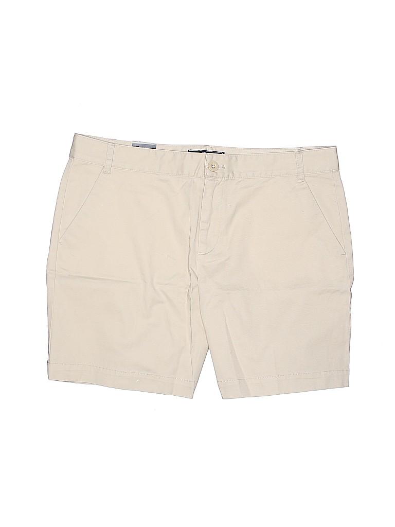 American Living Women Khaki Shorts Size 8