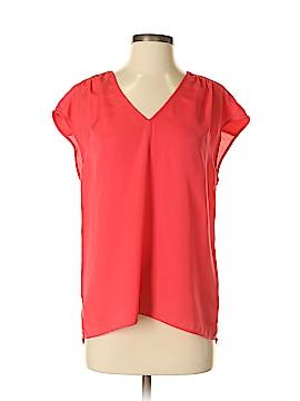 Hinge Short Sleeve Blouse Size S