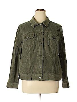 St. John's Bay Jacket Size 3X (Plus)