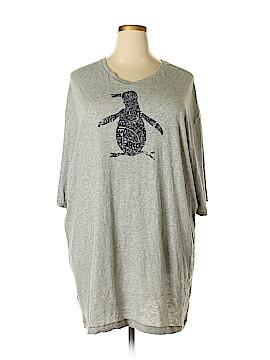 An Original Penguin by Munsingwear Short Sleeve T-Shirt Size 2X (Plus)