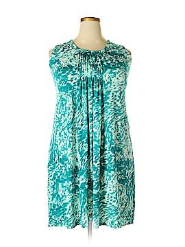 Shoreline Casual Dress Size 1X (Plus)