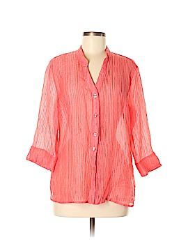 Choice 3/4 Sleeve Blouse Size L
