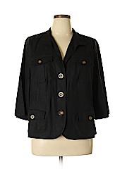 Lane Bryant Women Jacket Size 18 (Plus)
