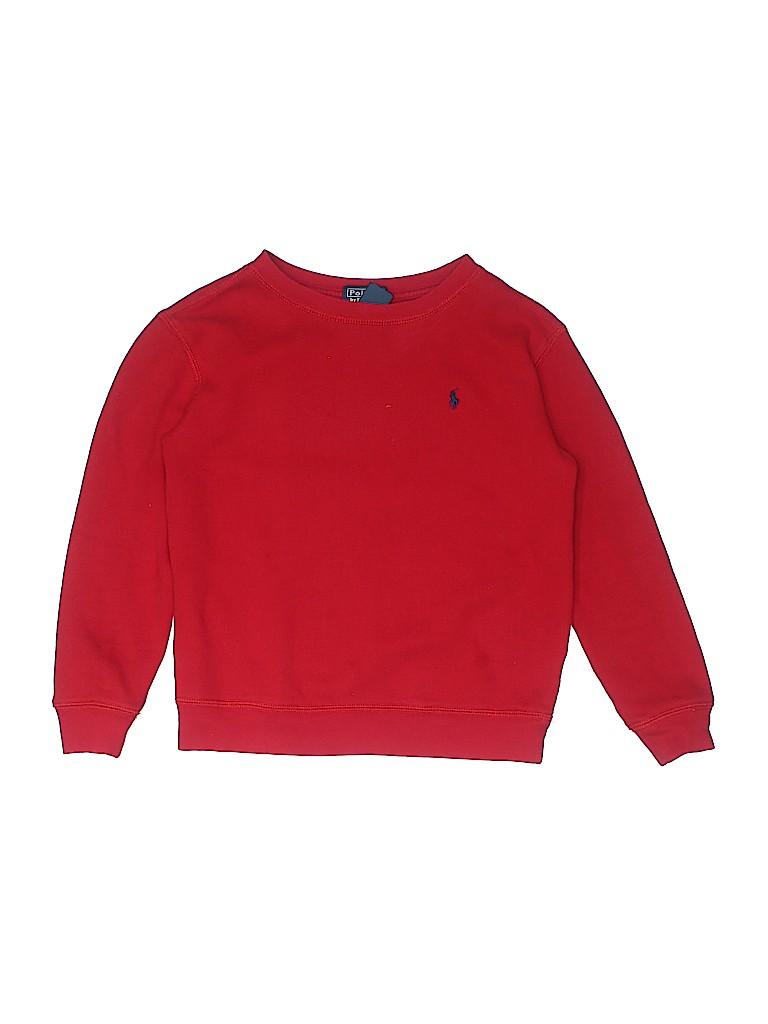 e0d6bc5fac36 ... netherlands pin it polo by ralph lauren boys sweatshirt size 7 dbd6c  befa1
