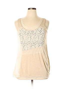 Simply Vera Vera Wang Sleeveless Top Size XL