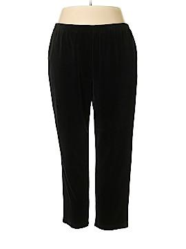 Bechamel Velour Pants Size 2X (Plus)