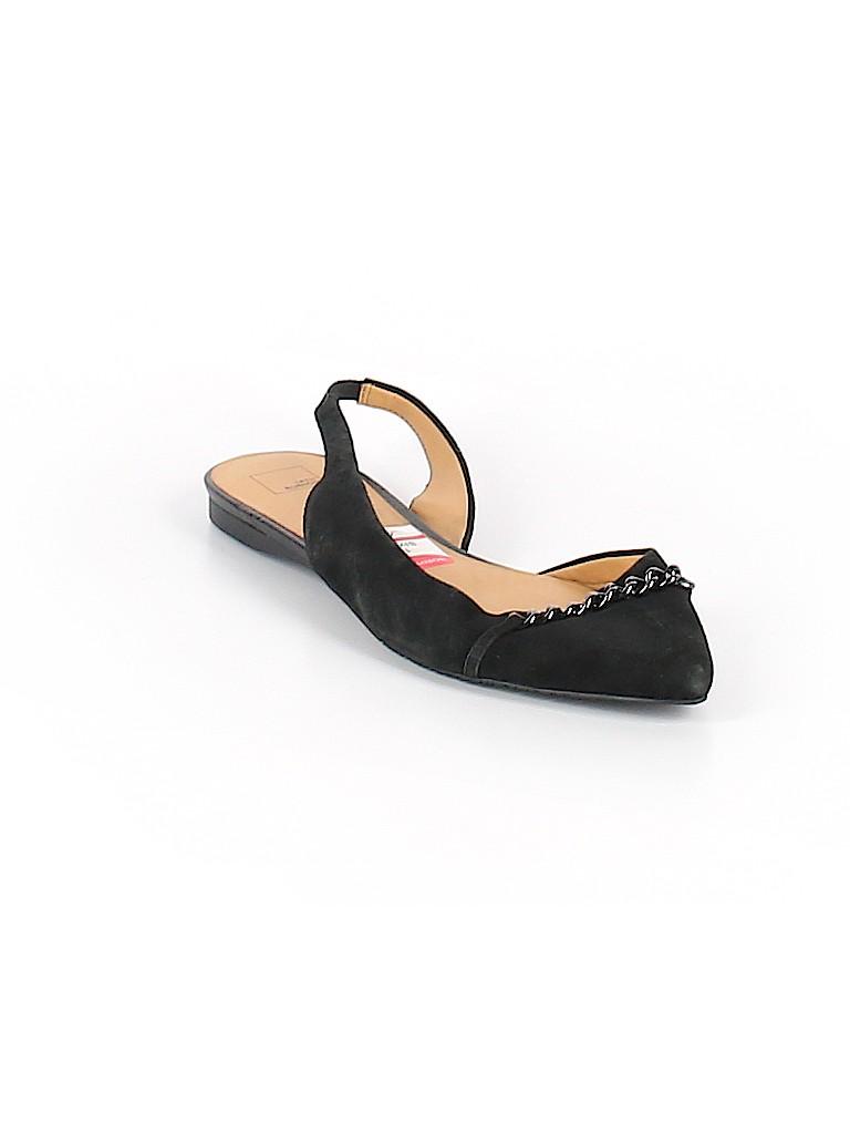 6d0c6e9c7f9 14th   Union Solid Black Flats Size 10 - 46% off