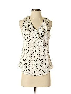 Ann Taylor Factory Sleeveless Blouse Size 4 (Petite)