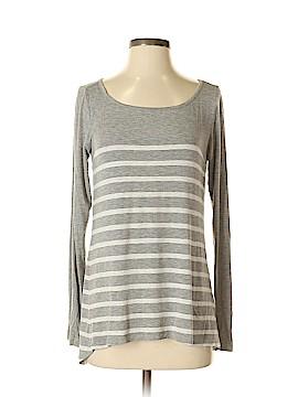 Bordeaux Long Sleeve T-Shirt Size S (Petite)