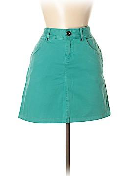 Athleta Denim Skirt Size 6