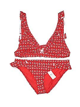 Ann Taylor LOFT Two Piece Swimsuit Size M